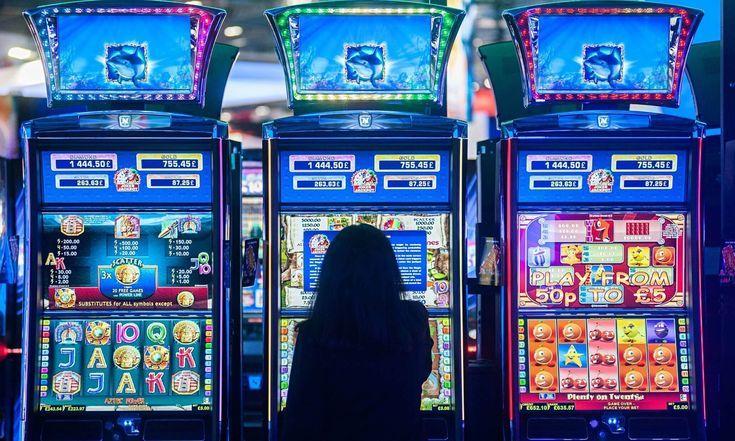 Pin On Slot Machine Game Videos Fun