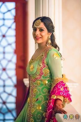 Chandigarh weddings | Gurlal & Khushbeen wedding story | WedMeGood