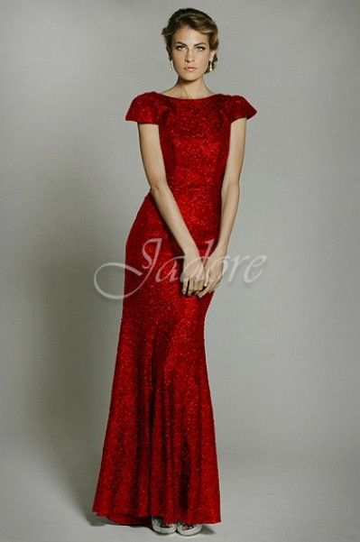 sequin gown #red  https://www.bellebridesmaid.com.au/product/chanel-sequin-gown/