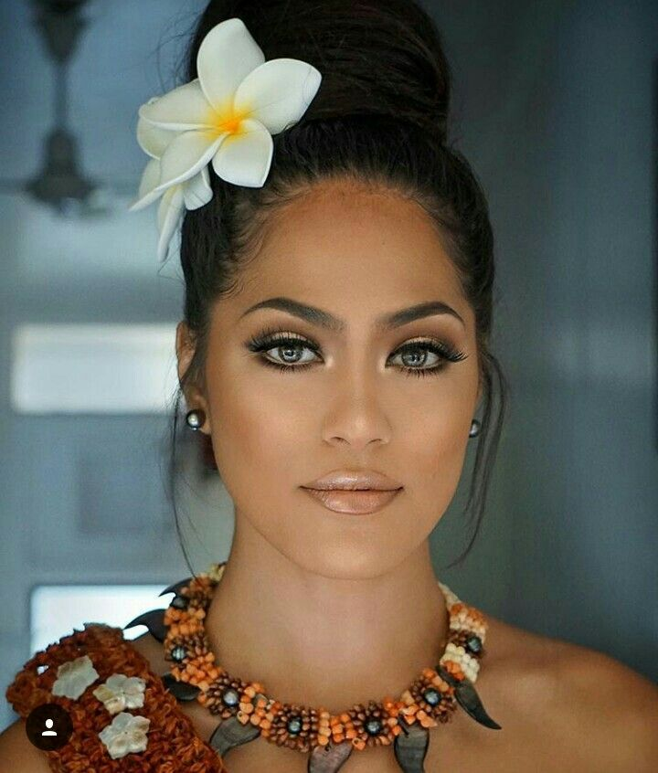 The beautiful miss tonga