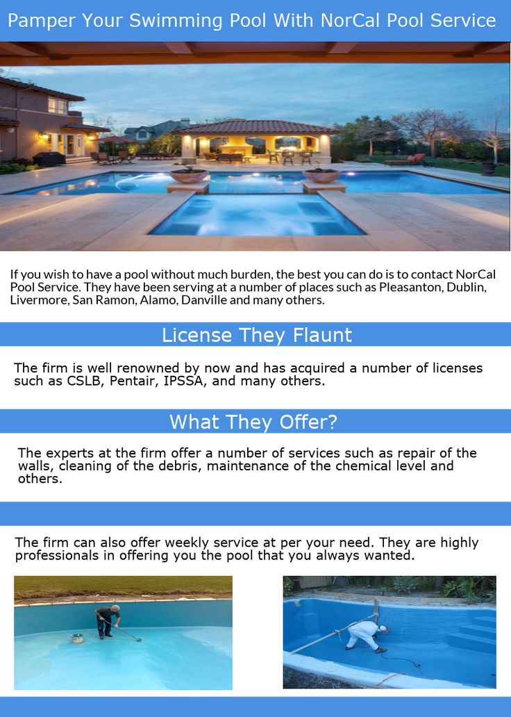 Everyone loves to have a swimming pool to enhance the beauty of the house. But you also need to maintain it for which you will surely need a proper pool cleaning service from the professionals.