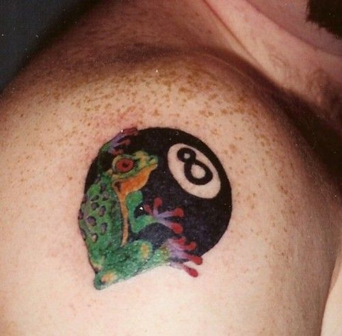 Préférence Les 35 meilleures images du tableau Magic 8 Ball Tattoo Ideas sur  FB34