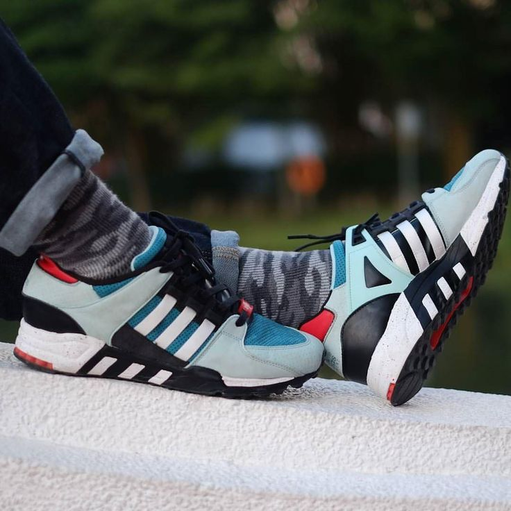 "BAIT x adidas EQT Support 93 ""Big Apple"""
