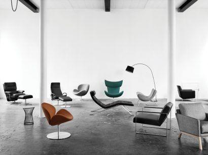 Moderne Designersessel Von BoConcept Ideas For Livingroom Wohnzimmereinrichtung