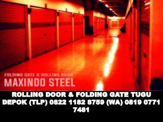 #ROLLING-DOOR-TUGU-DEPOK  #FOLDING-GATE-TUGU-DEPOK  #ROLLING-DOOR-DEPOK  #FOLDING-GATE-DEPOK