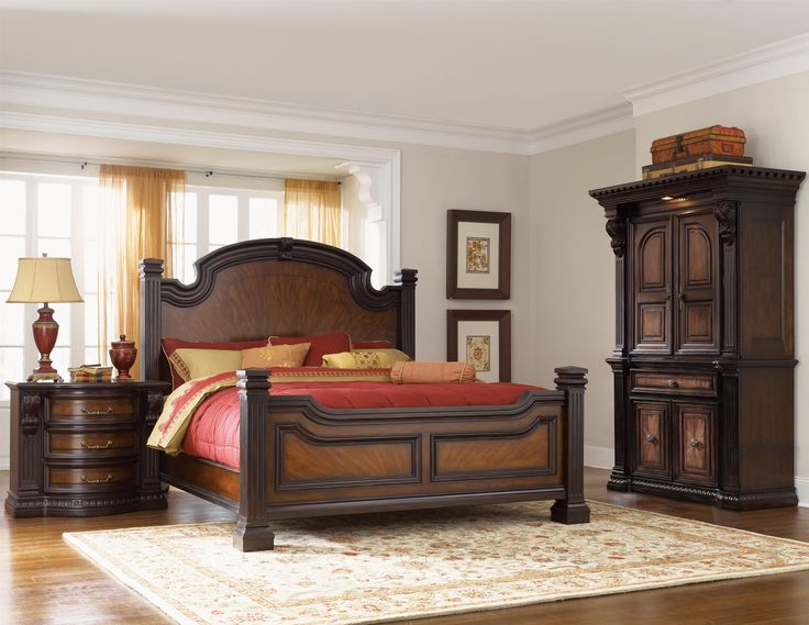 The Nights Are Getting Colder And Longer, You Know. Fairmont DesignsKing Bedroom  SetsMaster ...