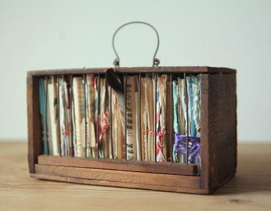 artists book | Memory cage. Helena de la Guardia.