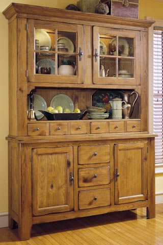 Broyhill Furniture Attic Heirlooms China Cabinet - I have this is my kitchen and I love it!!