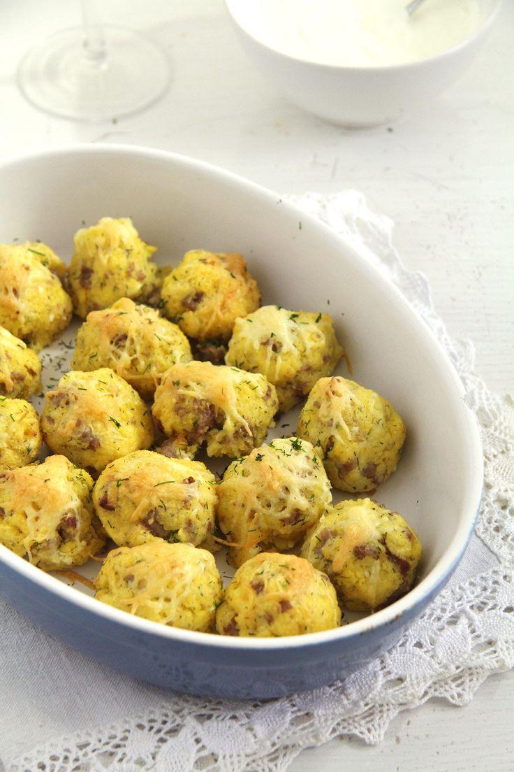 ... polenta balls fancy recepies balls rolled nonstop recipes cheese balls