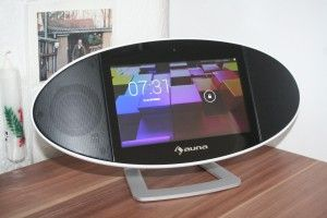 auna Swizz 3G Soundpad Mediacenter auf Mackencheck.de #auna #mediacenter #soundpad