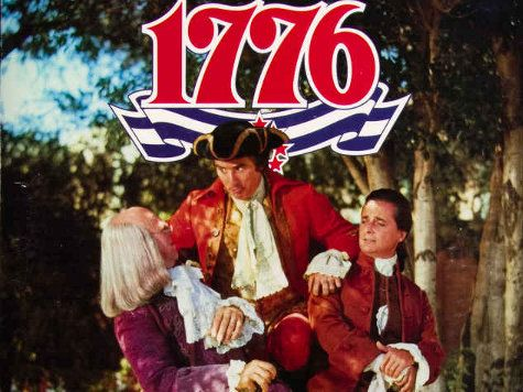 '1776': America, the Musical