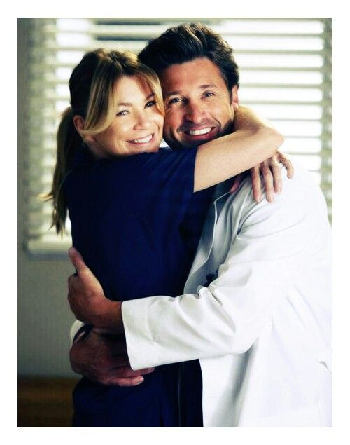 Meredith and Derek: I love how they're a happy family now with little Zola & Baby Bailey!
