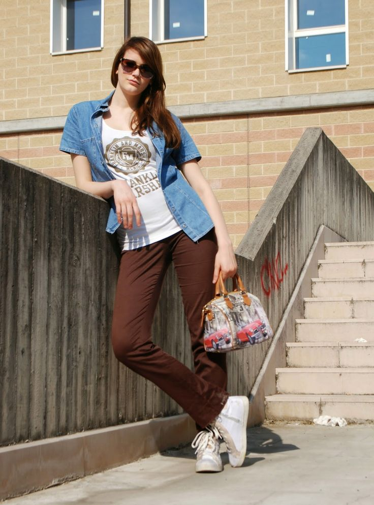 THE FASHION WINGS: Sporty style