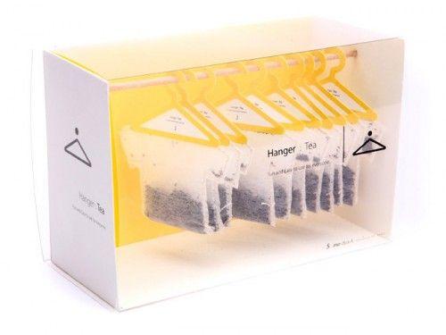 Tea hanger