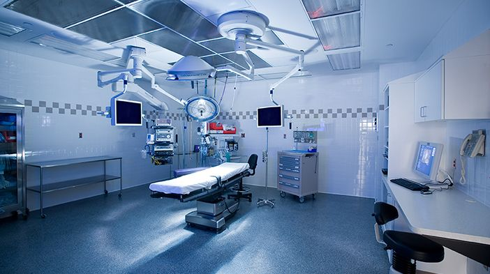 Technology Hospital Future Hospital Technology Wilson