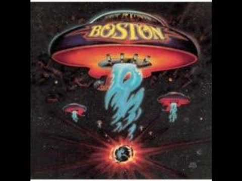 Boston~ I looked out this morning and the sun was gone  Turned on some music to start my day  I lost myself in a familiar song  I closed my eyes and I slipped away