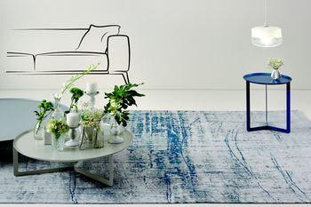Tapis Rectangulaire Raggio Di Luna en vente sur konceptdesign.fr, découvrez nos Tapis design à petit prix pour aménager votre intérieur
