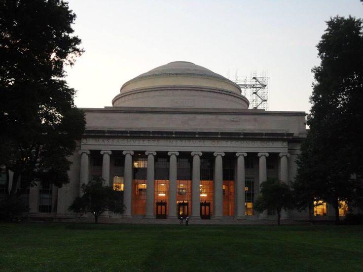Boston (Massachusetts) - M.I.T.