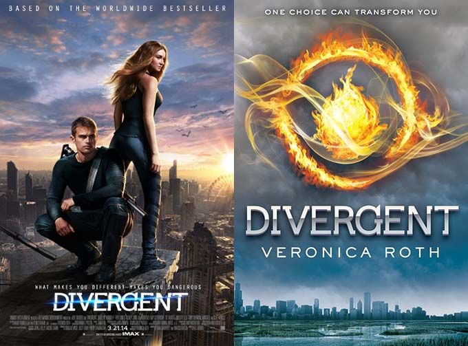 Divergent (Release Date: March 21, 2014)