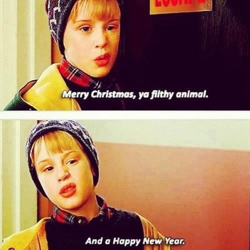 Home Alone 1 and 2 are some of the greatest Christmas films.