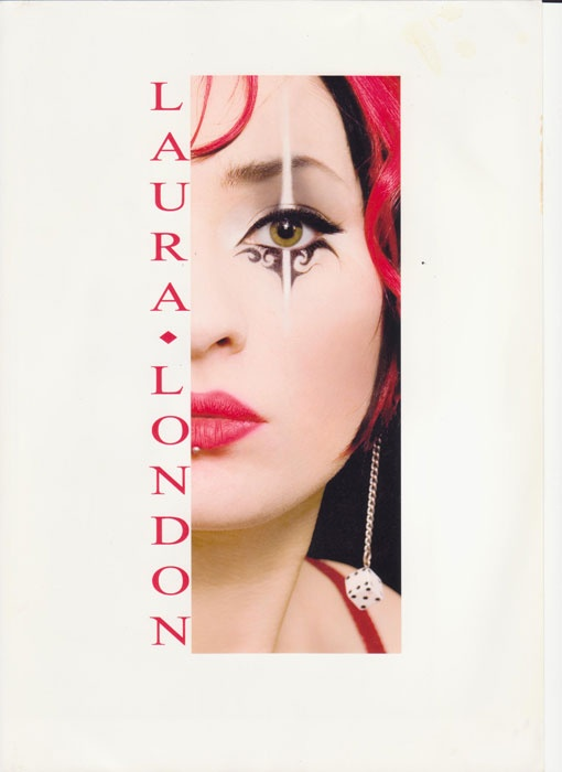 Laura London - cheeky, hugely entertaining, and rather more attractive than many magicians!