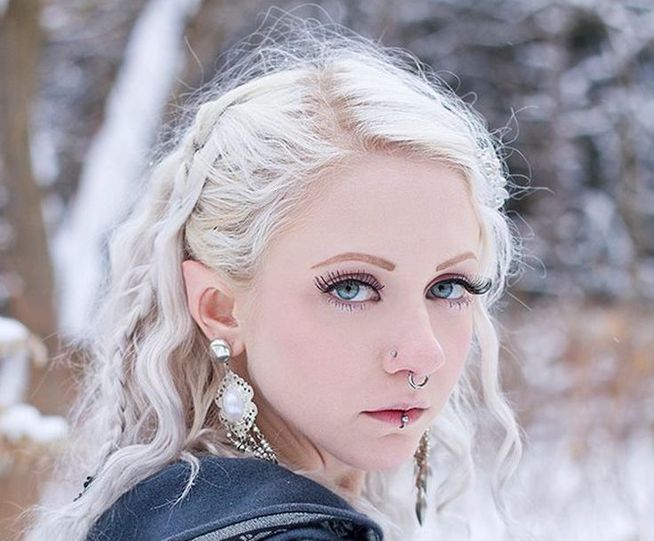 You'll either cringe at or fall in love with woman with REAL elf ears