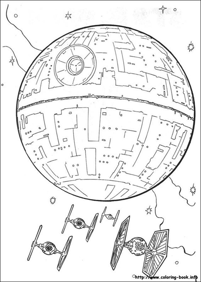 Star Wars Coloring Pages for Adults & Kids Are you a Star.