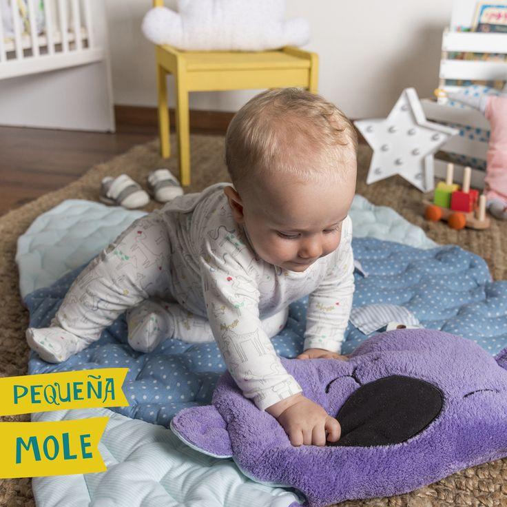 53 best images about productos peque a mole on pinterest for Cama que se dobla