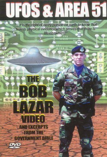 UFOs and Area 51, Vol. 2: The Bob Lazar Video [DVD] [English]