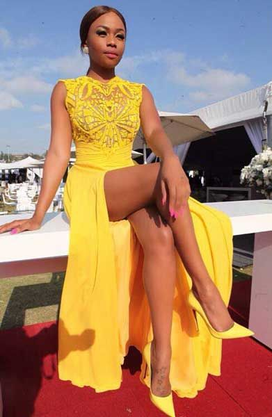 Doll Face Bonang Matheba served GJC slayage of the highest order.