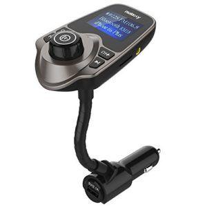 [Newest Version LED FM Transmitter], Nulaxy Wireless In-Car Bluetooth FM Transmitter - https://www.areamart.com/shop/newest-version-led-fm-transmitter-nulaxy-wireless-in-car-bluetooth-fm-transmitter/