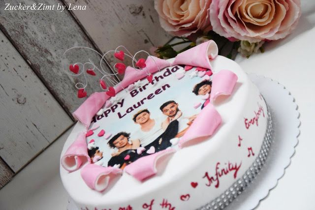 A New Day: One Direction Torte