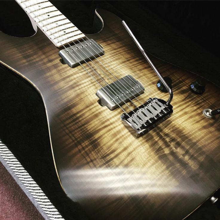 Instagram Patrick Eggle Guitars