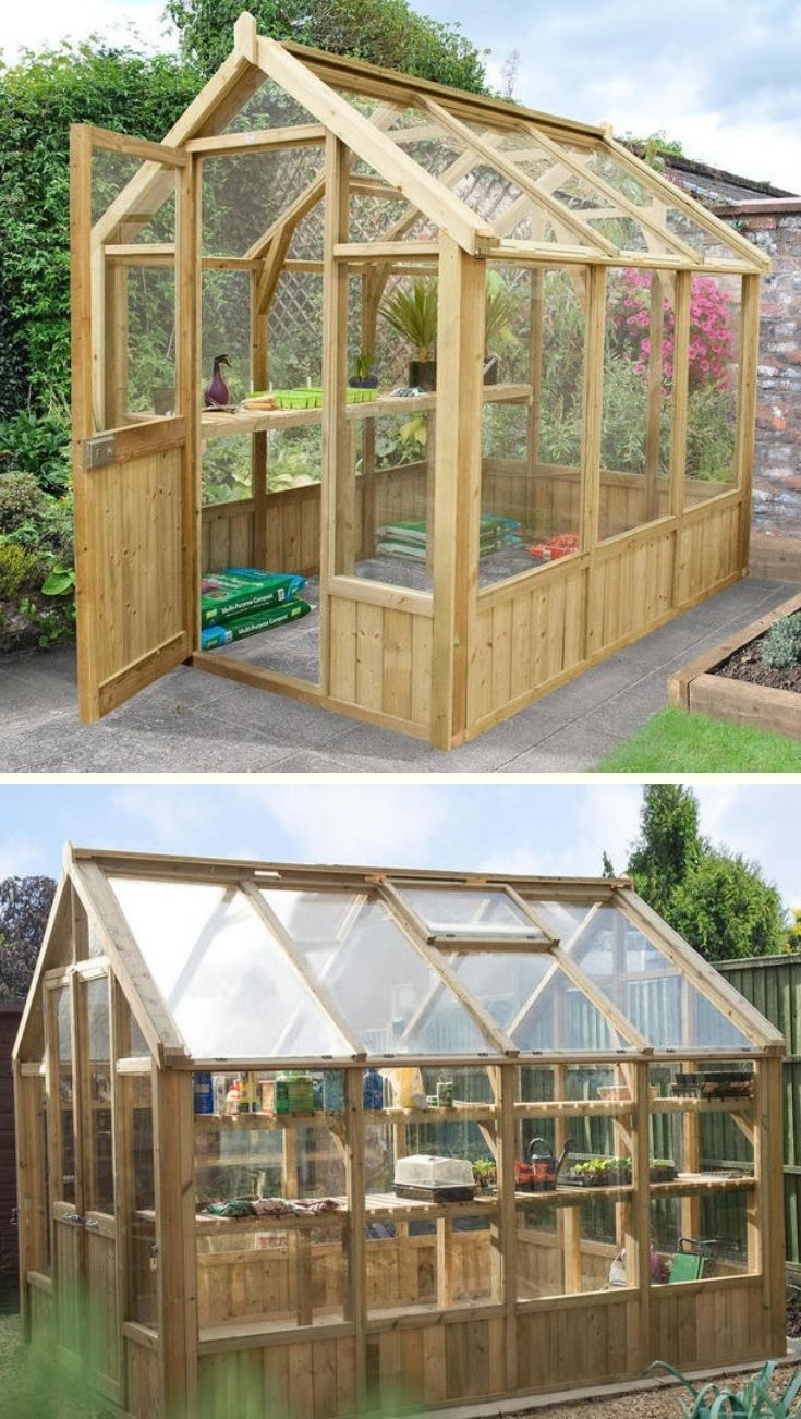 vale wooden greenhouses gardens wooden greenhouses garden rh pinterest com