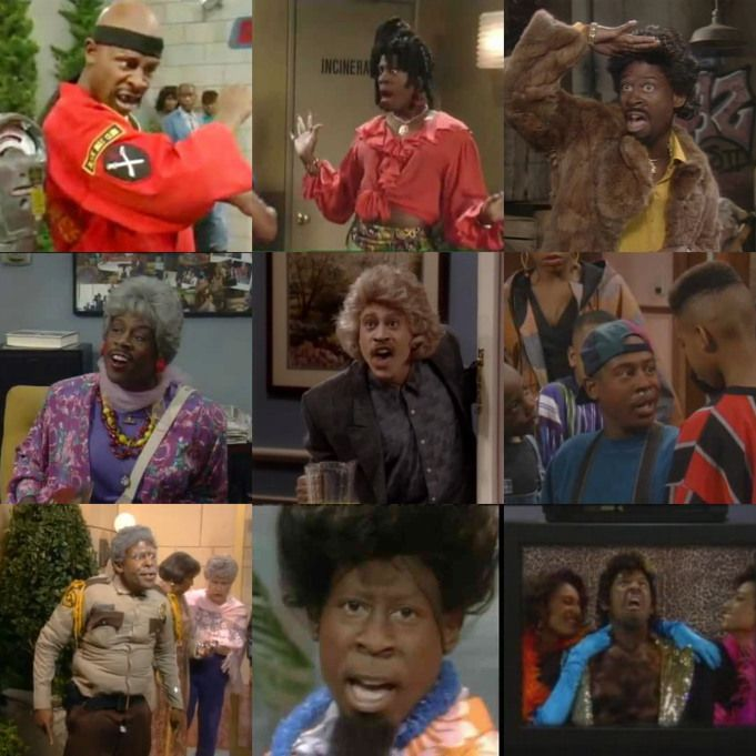 "I still can't believe that Martin Lawrence was so easily able to transition between ""wise-cracking,"" radio personality Martin (the show's name sake) and these other epic characters like Sheneneh Jenkins (""Oh my goodness..."" lol)..."