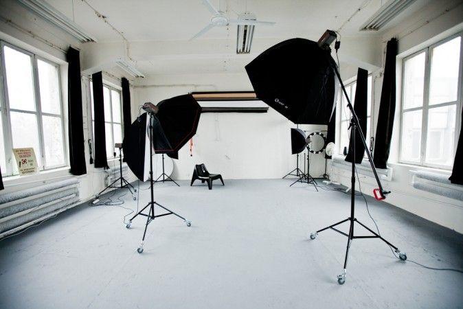 Studio fotograficzne Fervor Warszawa - Sesje zdjęciowe photostudio