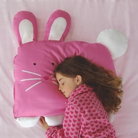 bunny pillow case