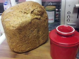 @Riverside Antiques  Bob's Red Mill Low Carb Bread (bread machine) Recipe