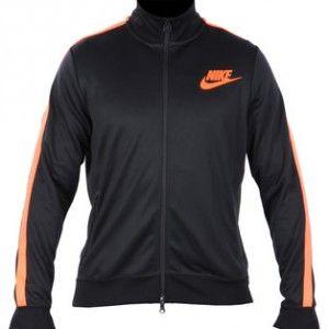 Nike jacket, Nike Track Jacket Black online shopping