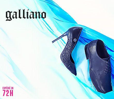 ope_JGALLIANO27 - Chaussures de mode pour elle et lui...