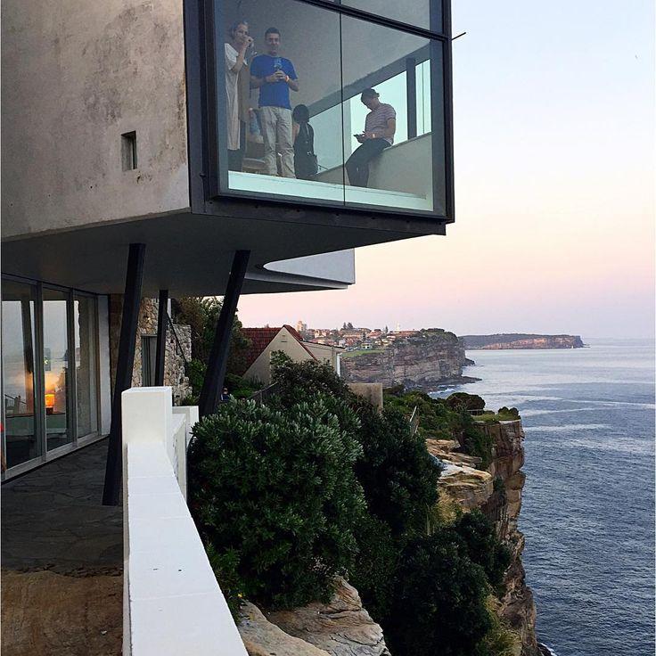Casa Brutale Cliff-Face Design Goes Viral