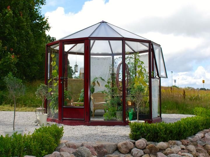 19 best images about glaspavillons rund on pinterest conservatory nursery and sunroom. Black Bedroom Furniture Sets. Home Design Ideas