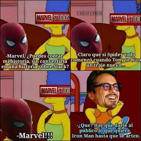 Sobre la nueva película de Spiderman