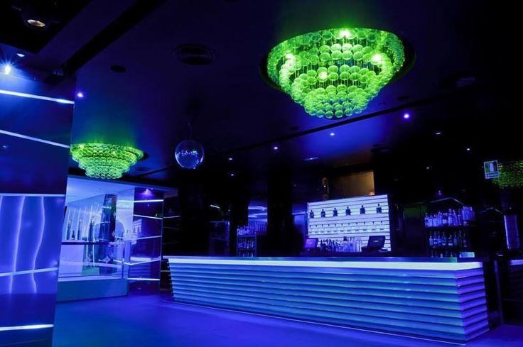 #Ether by Patrick Jouin: #Leucosproject for Sala Sum en Electra Casino de Logroño, #Logroño, Larioja - #España. Architect: Tomas Alia