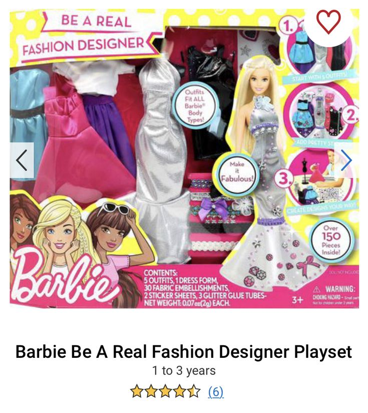 Barbie Be A Real Fashion Designer Playset Walmart Canada