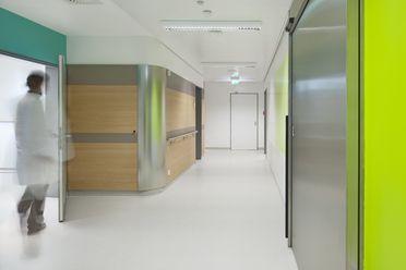 Medizinische Hochschule Hannover - Klinik für Nuklearmedizin  Schweitzer+Partner