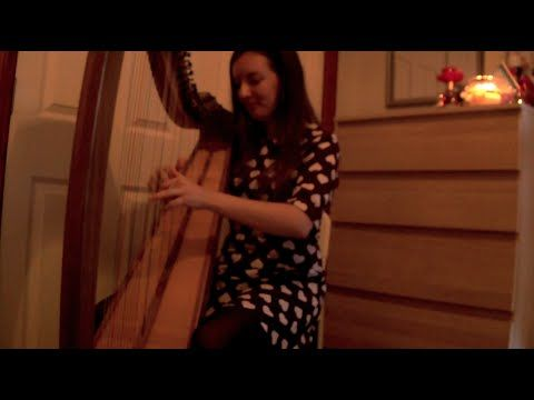 Slow Air, 7/8 and Reel set   Jessica Burton (Scottish Harp) - YouTube. Note air arrangement.
