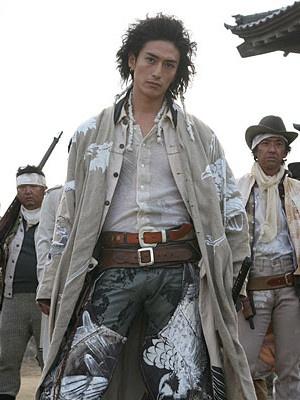 Actor: Yusuke Iseya in Sukiyaki Western Django (a-zip.com)