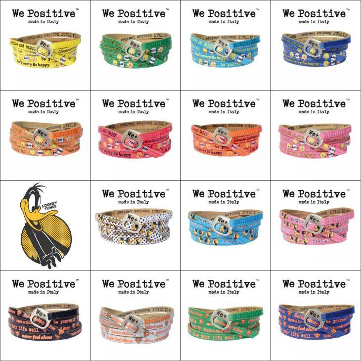 We Positive, Looney Tunes, comics,fumetti,cartoon bracelets, braccialetti colorati 2014, titti, duffy duck, superman, outfit pantaloni zampa...#wepositive #smile #green #verde #fashion #moda #accessori #accessories #bijoux #bracelets #braccialetti #fashionblogger #blog #fashionblog #estate #summer2014 #summer #outfiit #flaredenim #denim #blogger #looneytunes #cartoon #comics #duffyduck #warner
