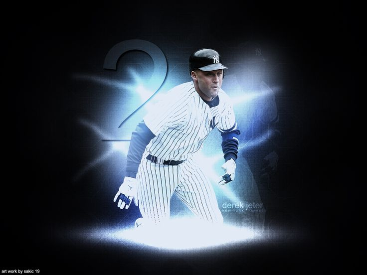 HD Wallpaper And Background Photos Of Derek Jeter For Fans Images Find This Pin More On New York Yankees